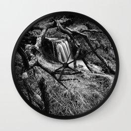 Blaen Bran, Cwmbran, South Wales, UK - 10 Wall Clock