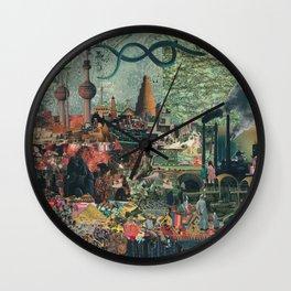 Seed Stone Wall Clock