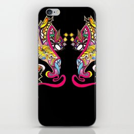 Witch Doctor iPhone Skin