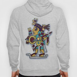 Mixtec Warrior Hoody