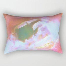Vivid. Rectangular Pillow