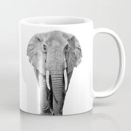 Elephant, Safari Animal, African Animal, Animal Photo, Wild Animal Coffee Mug