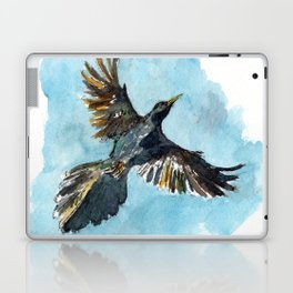 Flying Grackle Laptop & iPad Skin