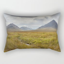 Glencoe, Scottish Highlands Rectangular Pillow