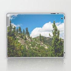 Lake Tahoe Mountains Laptop & iPad Skin
