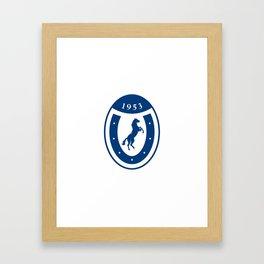 INDFC (Italian) Framed Art Print