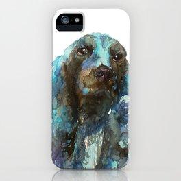 DOG#16 iPhone Case