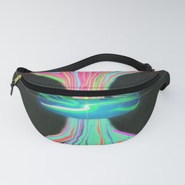 Space Wormhole Fanny Pack