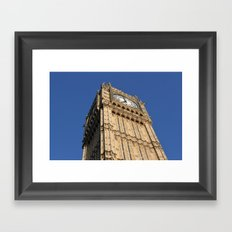 Big Ben, London (2012) Framed Art Print