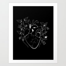 Impervious to Poison Art Print