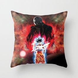 Fan Art Goku DBZ Throw Pillow