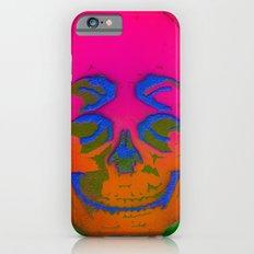 the 4i skull stencil art - 3D Slim Case iPhone 6s