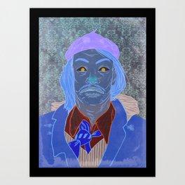 Sir Digby Art Print