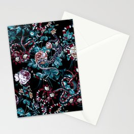 Dangers in the Forest III-II Stationery Cards