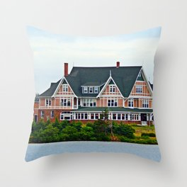 Dalvay by the Sea Throw Pillow