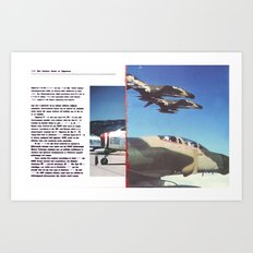 Planes # 13 Art Print