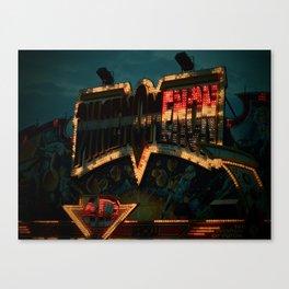 Phenomenon Canvas Print