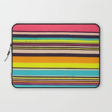 Candy Stripes! Laptop Sleeve