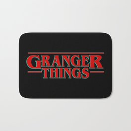 Granger Things ! Bath Mat