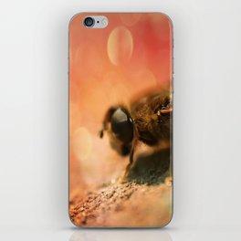 Bokeh Bee iPhone Skin