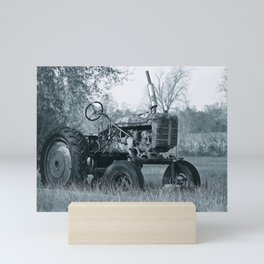 Farmer's Best Friend - B & W Mini Art Print