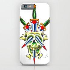 Skull & Dagger iPhone 6s Slim Case