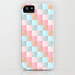 Triangle Phases iPhone Case
