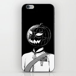 Sir Halloween iPhone Skin