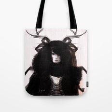 Princess Kim Tote Bag