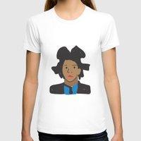 basquiat T-shirts featuring Basquiat by John Sailor