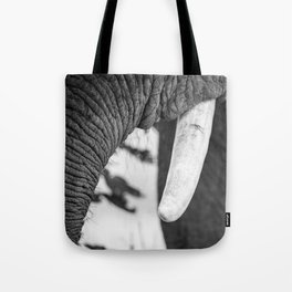 White Gold Tote Bag