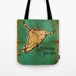 Staten Island Love... Tote Bag