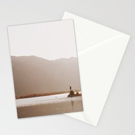 Haze at Twin Lakes Stationery Cards