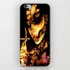 Apology Gurl iPhone & iPod Skin