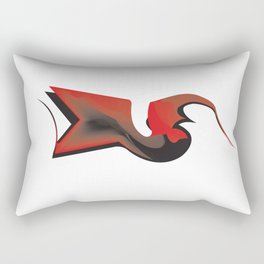 crowish Rectangular Pillow