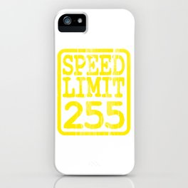 Simple tee design made exactly for you! Grab yours now! Makes a nice gift for everyone! iPhone Case