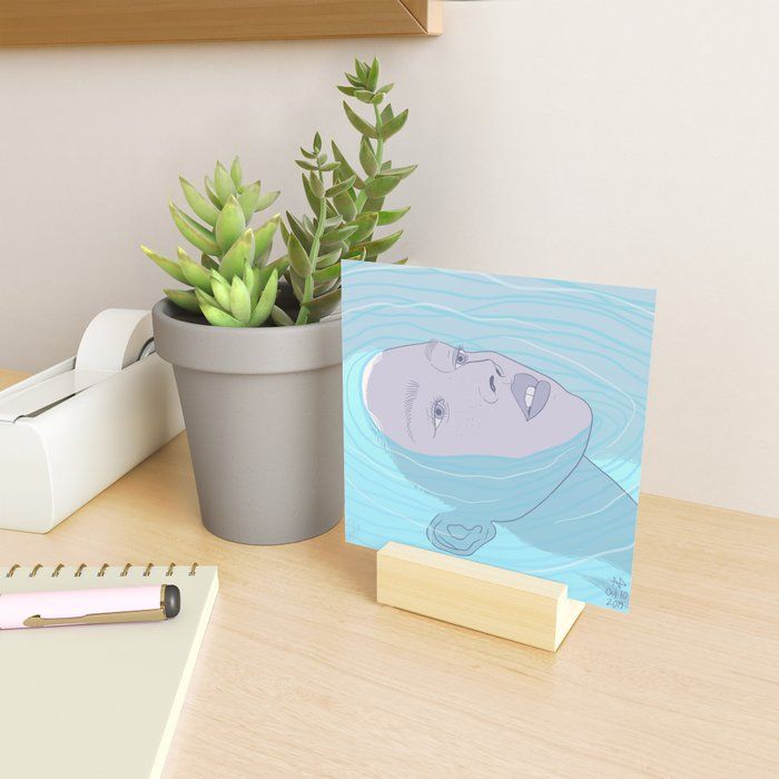 Sink Mini Art Print