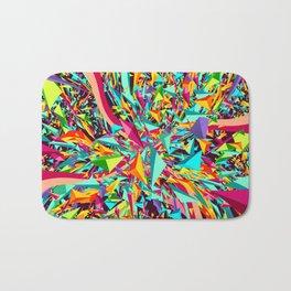 Candy Explosion Bath Mat