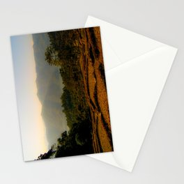 Nepalese valley  Stationery Cards