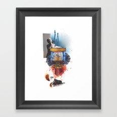Mingadigm   Stolen Framed Art Print