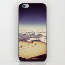 Floating Above iPhone Skin