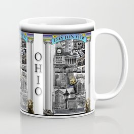 A Dayton View Poster (Second Edition) Coffee Mug