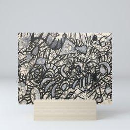 Sleepwalking Mini Art Print