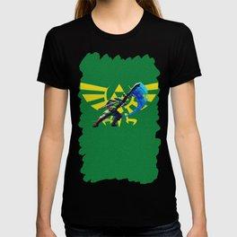 The Legend Of Zelda Sword T-shirt