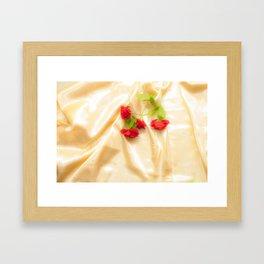 Between The Sheets Pt. 2 Framed Art Print