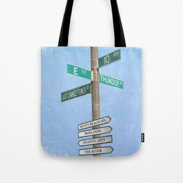 Springstreets Tote Bag
