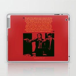 Ezekiel 25:17 Laptop & iPad Skin