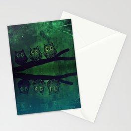 owl-86 Stationery Cards