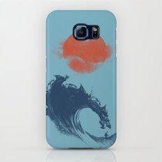 MONSTER WAVE Galaxy S7 Slim Case