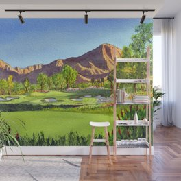 Indian Wells Golf Resort Celebrity Course Hole 16 Wall Mural